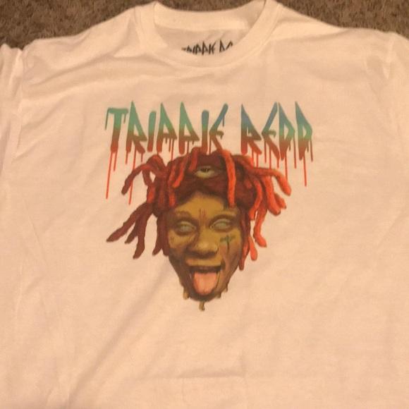Official Trippie Redd merchandise
